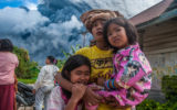 sinabung eruption 2020