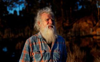 Bruce Pascoe on his 140-acre farm in Wallagaraugh, Australia, June 5, 2020.