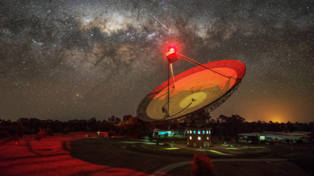 An Aussie icon: Parkes dish added to the national heritage list