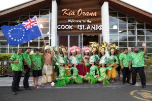 nz travel cook islands