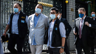 hong kong purge arrests