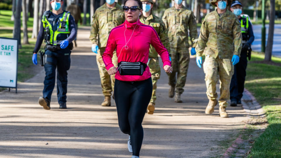 victoria 5km exercise