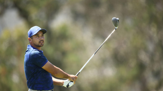 Jason Day in contention at US PGA Championship