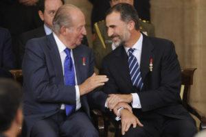 Juan Carlos Rey Felipe