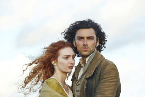 Eleanor Tomlinson Aidan Turner