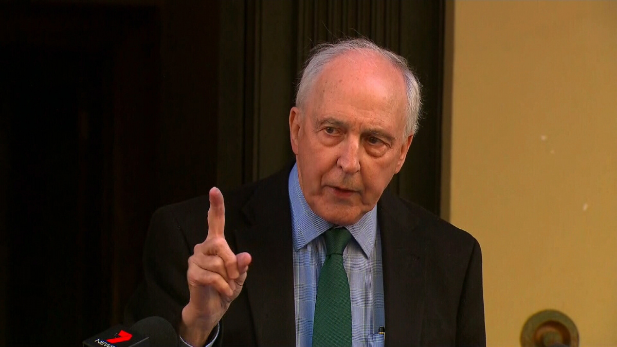 paul keating coalition super