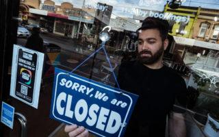 businesses lockdown covid