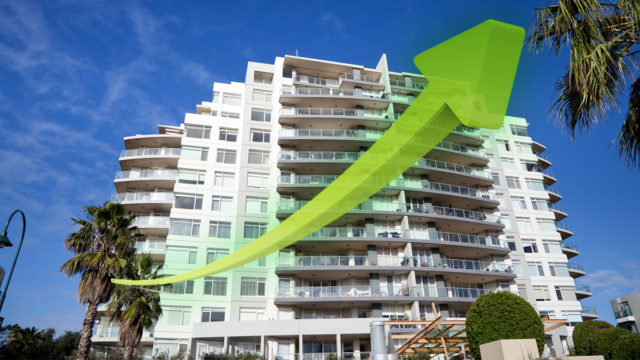 Apartments selling for massive markup due to planning rules, research claims