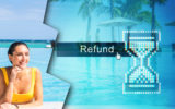 Travel agencies are taking 12 weeks to pay refunds.