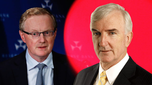 Michael Pascoe: The RBA is paddling furiously to keep Australia afloat