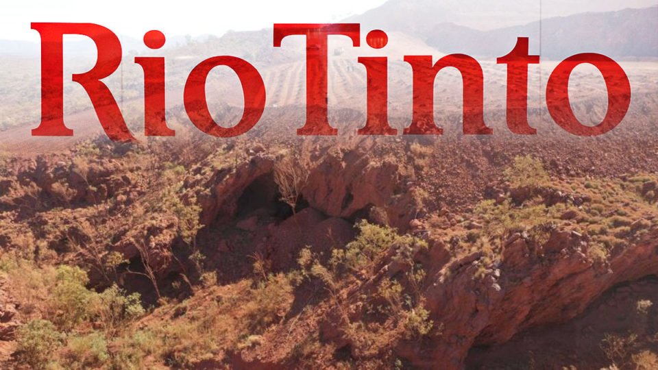 Rio Tinto could have avoided the destruction of a 46,000 year-old indigenous site.