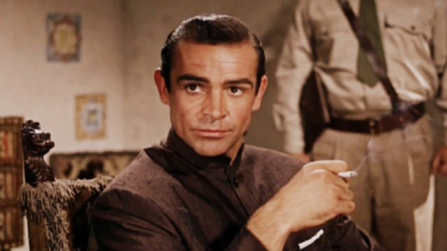 Great Scot! Sean Connery named as the best 007 of all time