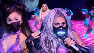 Lady Gaga Ariana Grade