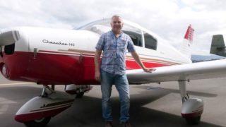 sydney airport hobby pilots