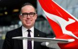 qantas boss pay