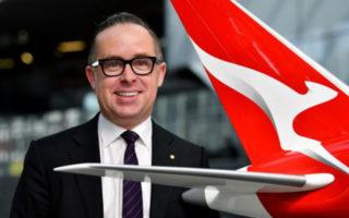 qantas international