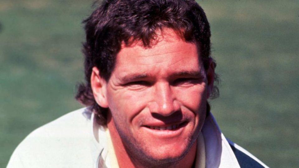 Cricket World Mourns The Sudden Death Of Australian Great Dean Jones