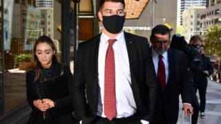 curtis scott sydney arrest