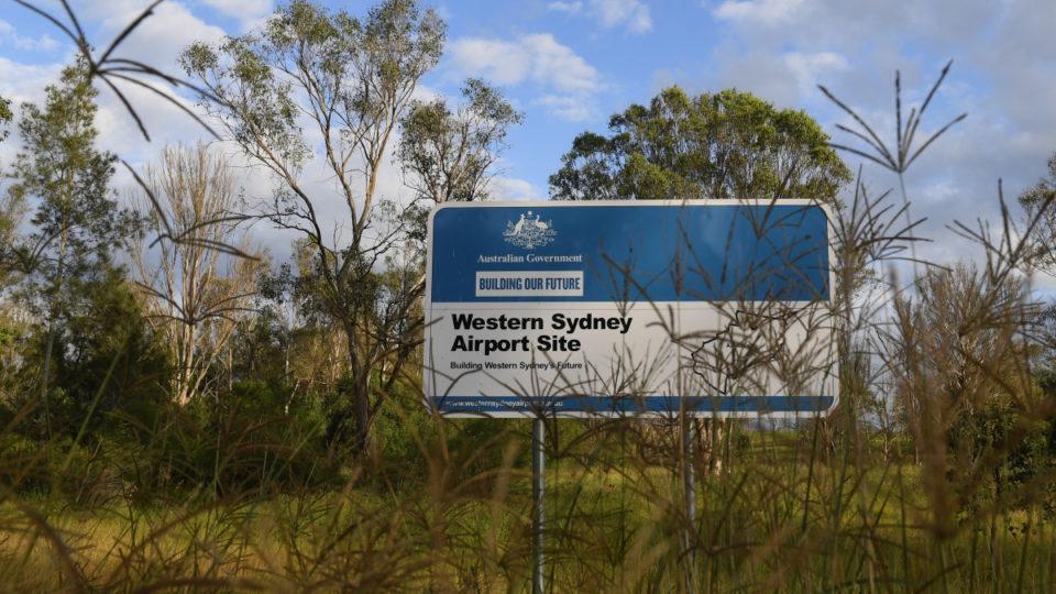 sydney airport land