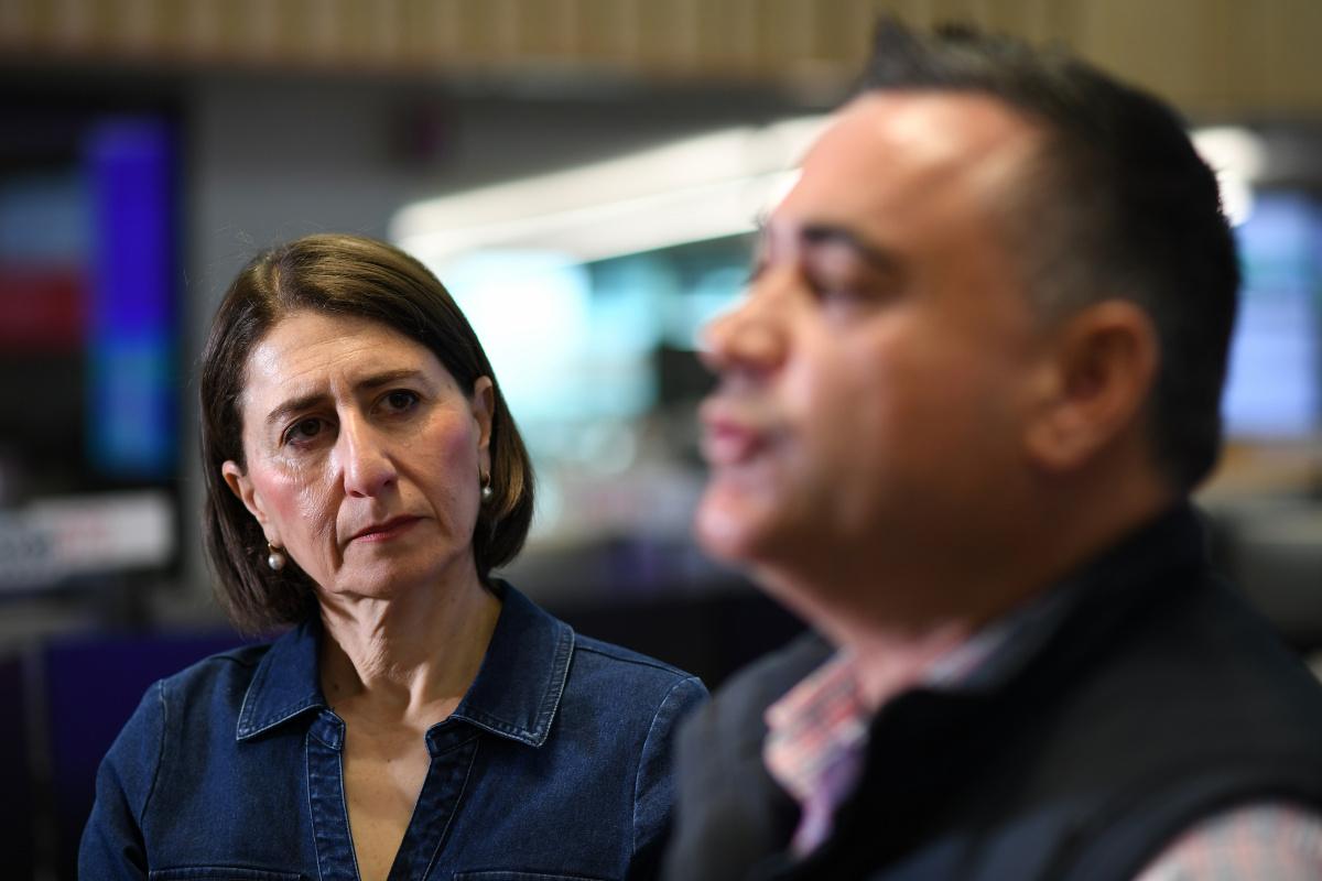 nsw coalition crisis