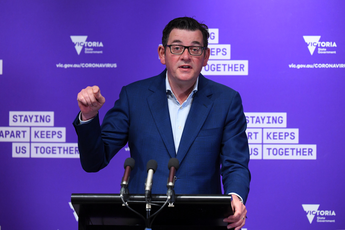 daniel andrews family virus