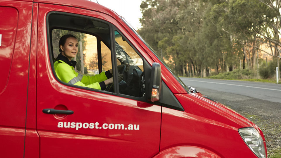 Australia Post Hypocrisy Posties