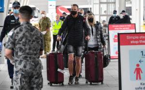 australians border virus cap