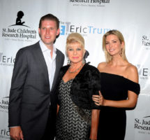 Eric Trump, Ivana Trump, Ivanka Trump