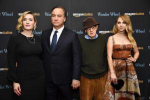 Kate Winslet Woody Allen Jim Belushi Juno Temple