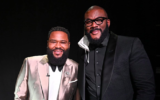 Anthony Anderson and Tyler Perry