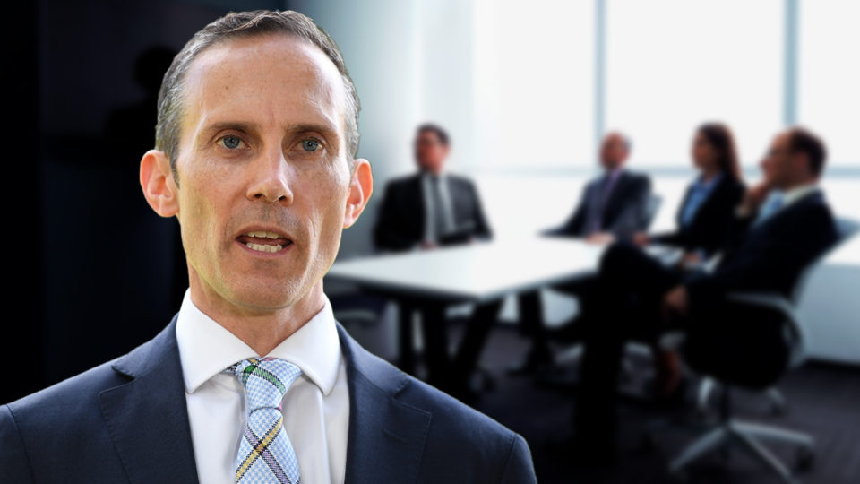 Andrew Leigh cautioned some businesses have taken advantage of federal government's wage subsidies.