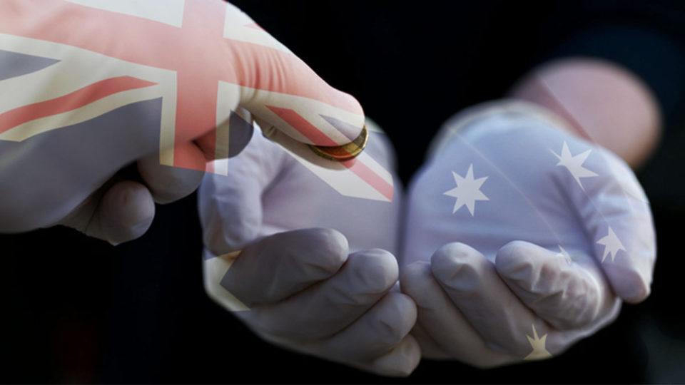 Australian charities are under pressure.