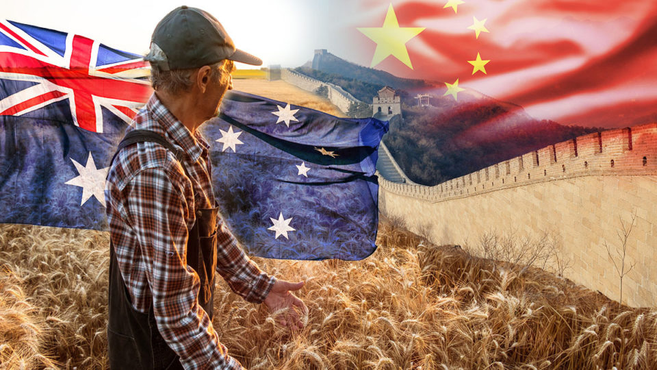 China has suspended barley imports from WA-based CBH.