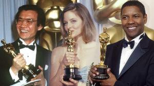 Haing Ngor, Jodie Foster, Denzel Washington