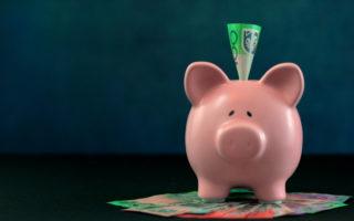 superannuation age pension piggy bank