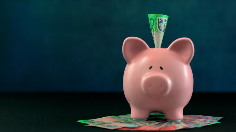 Age pension costs go down with higher super contributions.