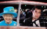 Queen Elizabeth John Travolta