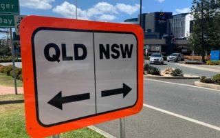 qld nsw borders open