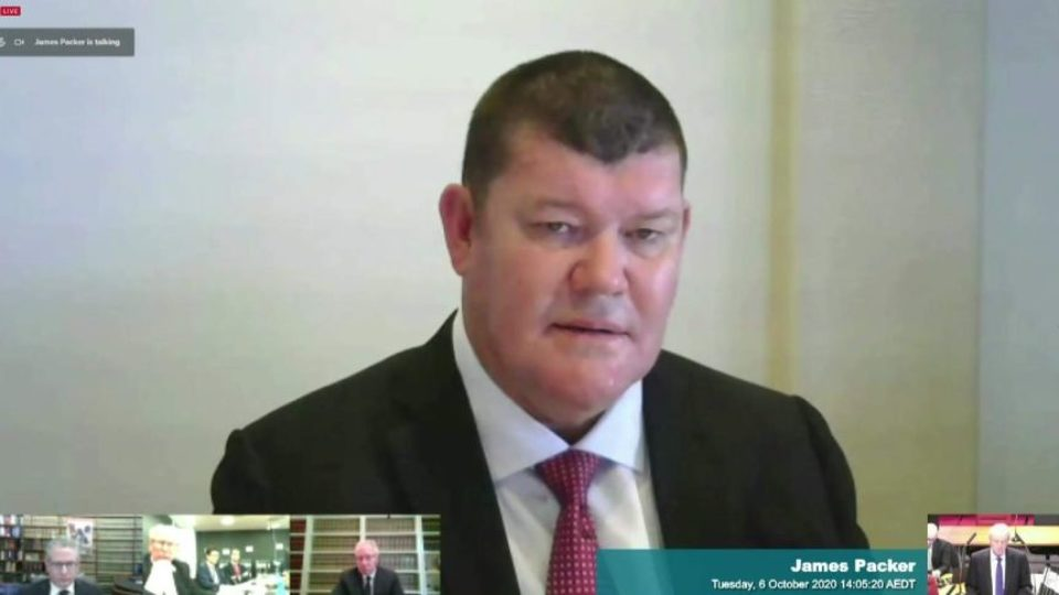 james packer casino inquiry