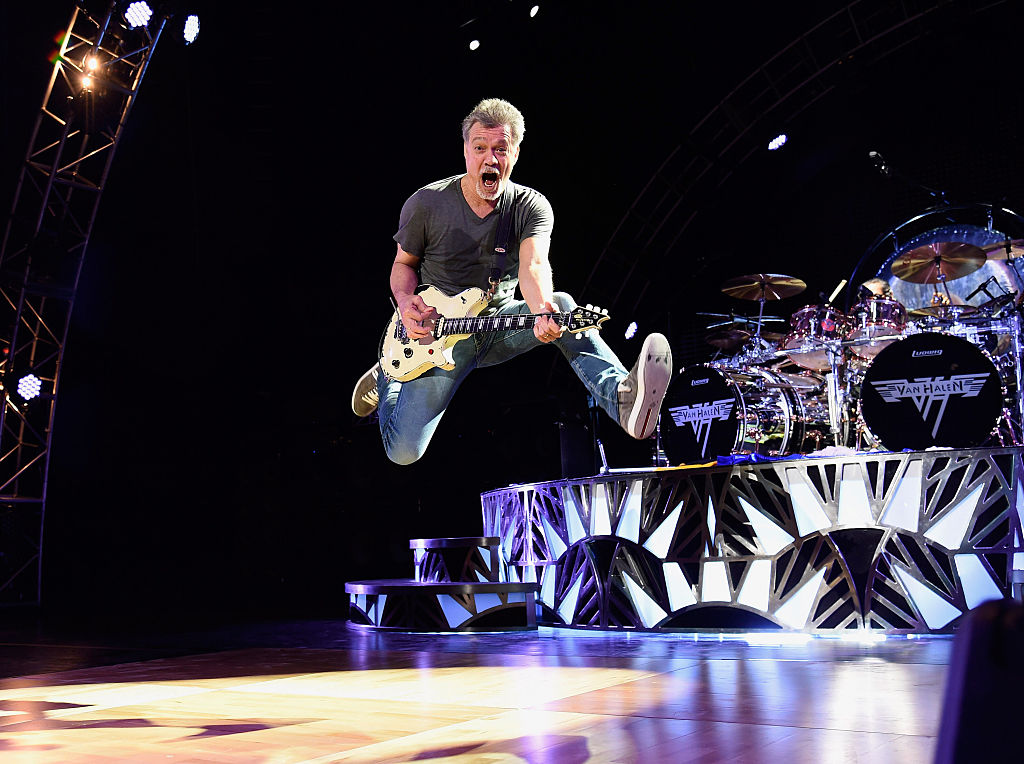 Guitar legend Eddie Van Halen dead at 65 - One Stop For ...