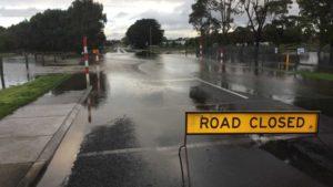 rain flooding victoria october