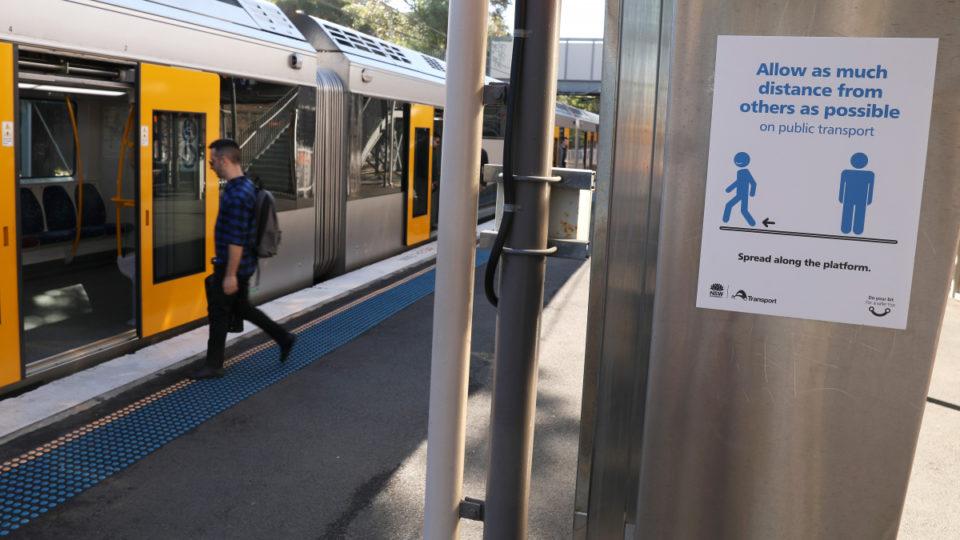 sydney virus public transport
