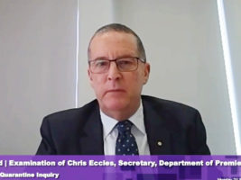 chris eccles hotel inquiry