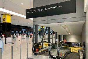 Melbourne airport quarantine