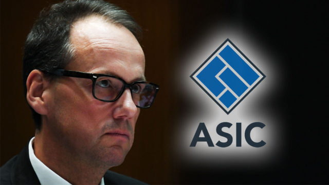 ASIC used in-house lawyers to avoid official scrutiny of stood-down chair Shipton's tax costs