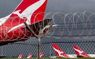 qantas border closures