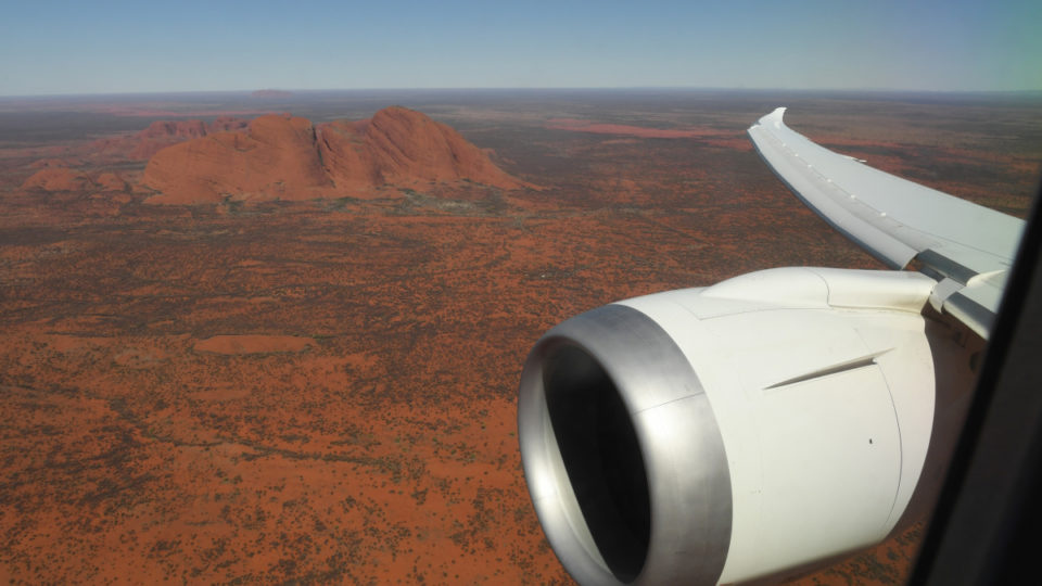 qantas scenic flights covid