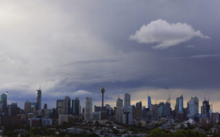 nsw storms october 2020