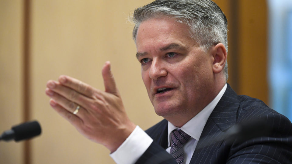 mathias cormann farewell