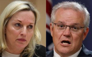 Senate report demands Scott Morrison apologise to Christine Holgate